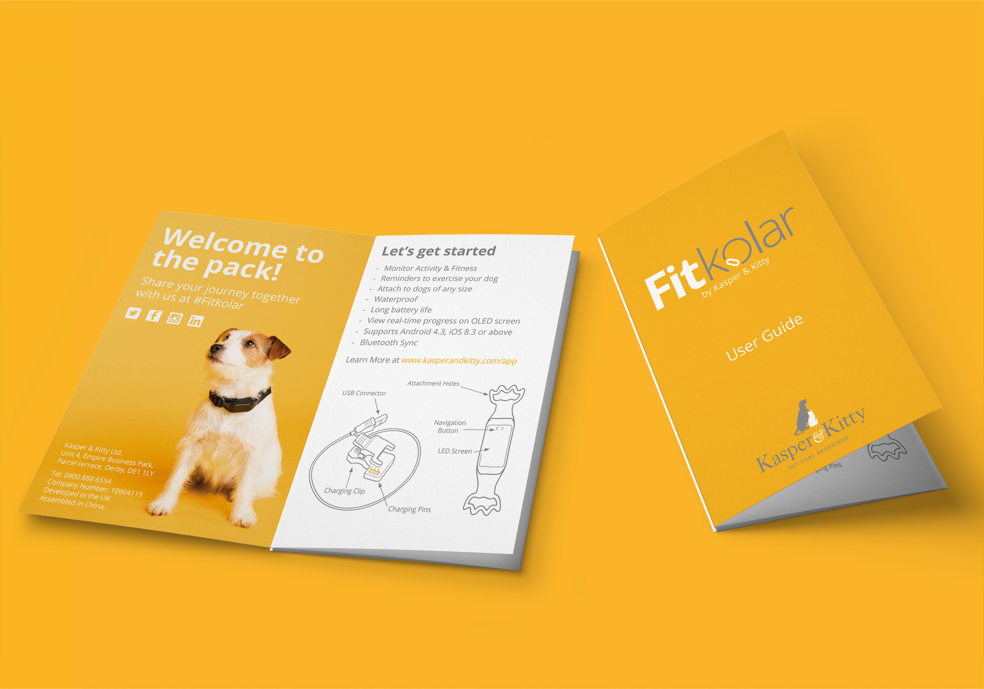 Kasper-&-Kitty-Branding-Fitkolar-Instruction-Booklet-Design